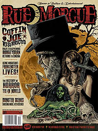 Rue Morgue Coffin Joe cover